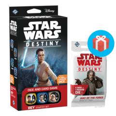 Star Wars: Destiny Rey Starter Pack