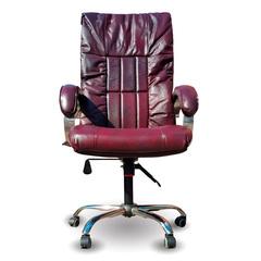 Офисное массажное кресло EGO BOSS Maroon ELITE