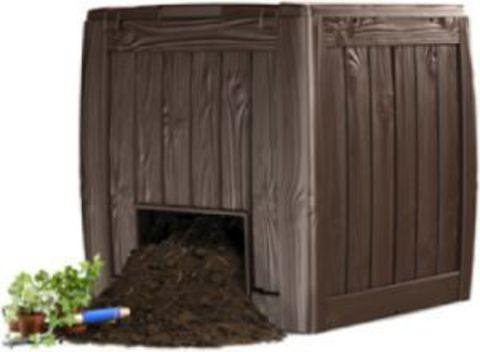 Компостер садовый KETER Deco composter 350 литров