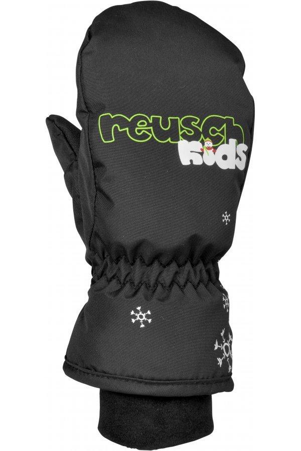 Детские варежки и перчатки Варежки детские Reusch 4585405 700 black 10460.jpg