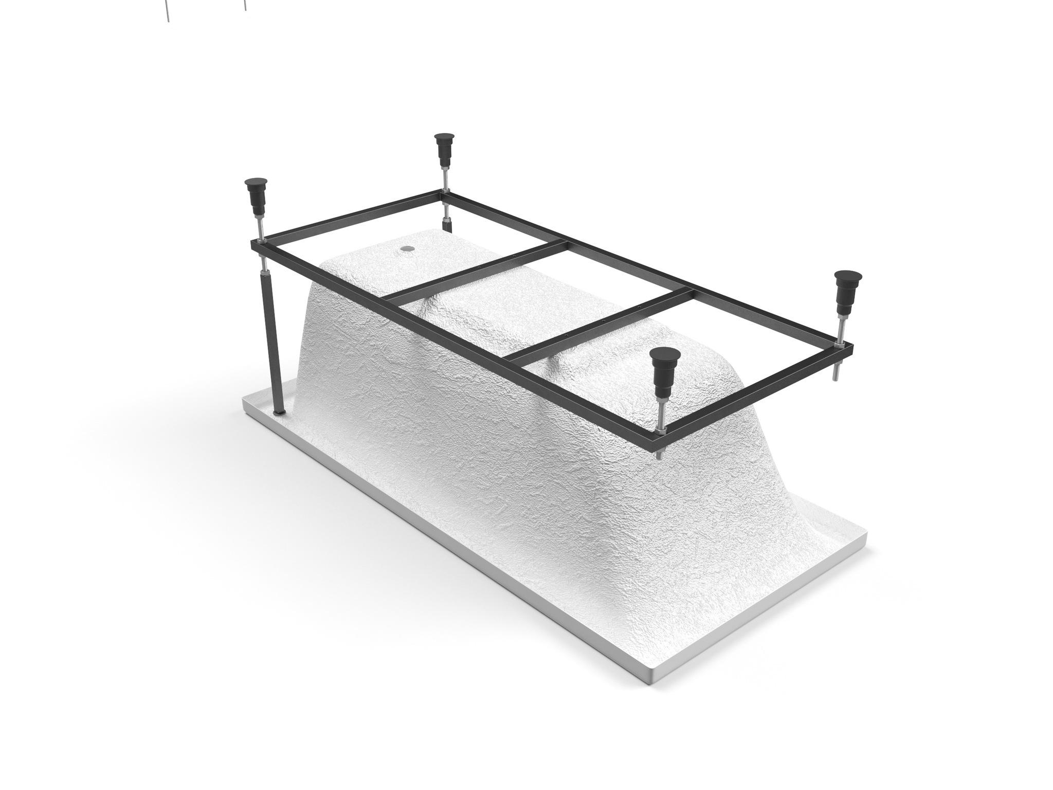 Каркас для акриловых ванн LORENA 150