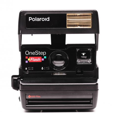 Polaroid OneStep Flash