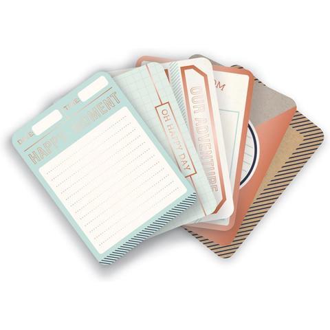 Набор журнальных карточек We R Typecast Cards