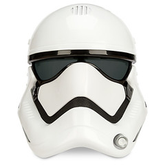 Star Wars The Force Awakens Mask Voice Changing Stormtrooper