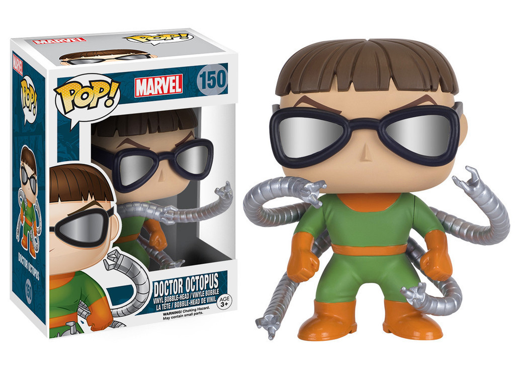Фигурка Funko POP! Bobble: Marvel: Doctor Octopus 7260