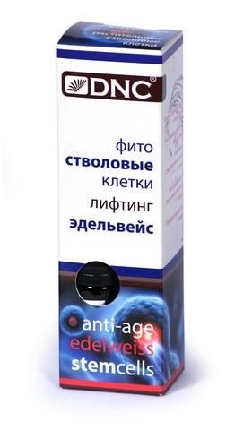 DNC Anti-Age Гель Растительные стволовые клетки Эдельвейс 10мл