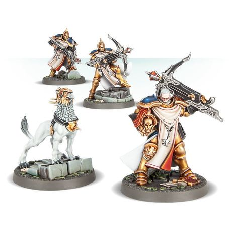 EASY TO BUILD CASTIGATORS WITH GRYPH-HOUND
