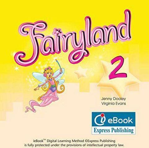 fairyland 2 ie-book (Электронное приложение - интерактив, совместимо с Starlight 2)