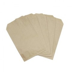 Пакет бумажный для монет, 100 шт./уп