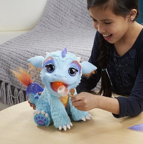 Огнедышащий Дракончик интерактивная игрушка FurReal Friends