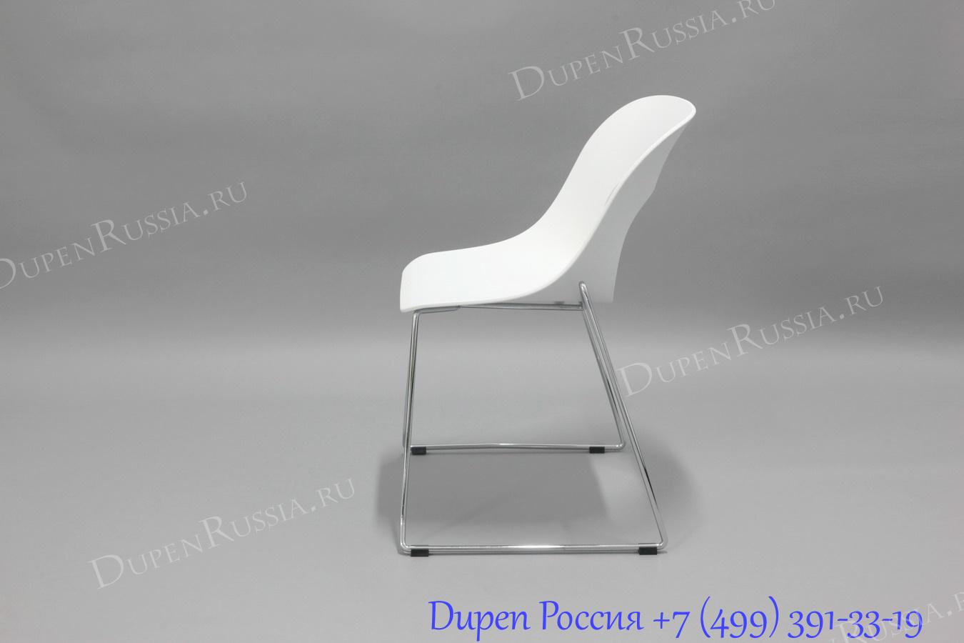 Стул HOLE-05 белый