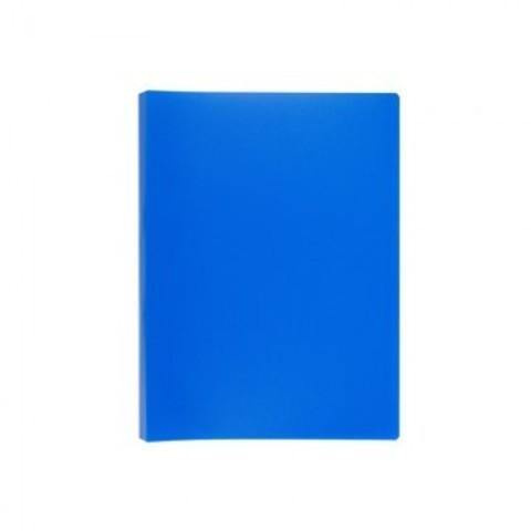 Папка с зажимом ATTACHE F611/045 17мм синий