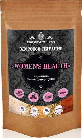 Смесь суперфудов Women's Health,