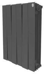 Радиатор Royal Thermo PianoForte 500 Noir Sable - 8 секций