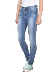 S1024 джинсы женские, синие