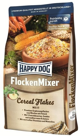 Happy Dog Flakes - Flocken Mixer