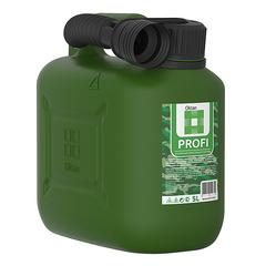 Канистра для бензина 5 л с заливным устройством PROFI