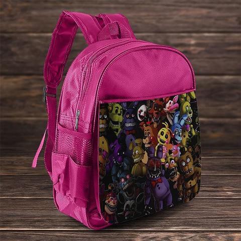 Рюкзак со всеми аниматрониками
