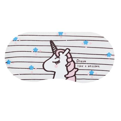 Маска для сна Unicorn White