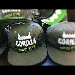 Кепка Cocaroach x Gorilla energy