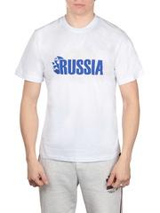 20141 футболка мужская, белая
