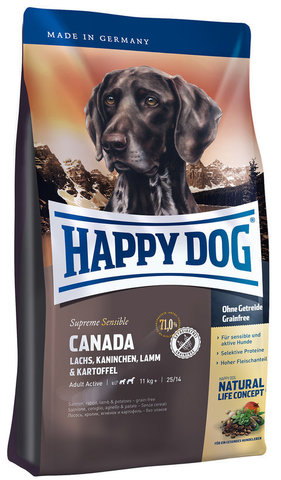 Happy Dog Supreme Canada