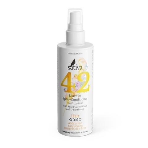 Спрей-кондиционер №42 для непослушных волос | Sativa