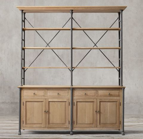 Garde Manger Sideboard and Hutch