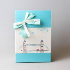 Коробка подарочная blu, 103218 s