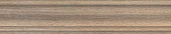 Плинтус Фрегат коричневый 39,8х8