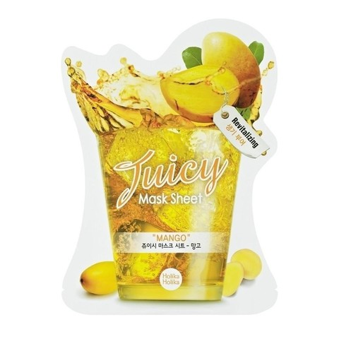 Holika Holika  Juicy Mask Sheet Mango