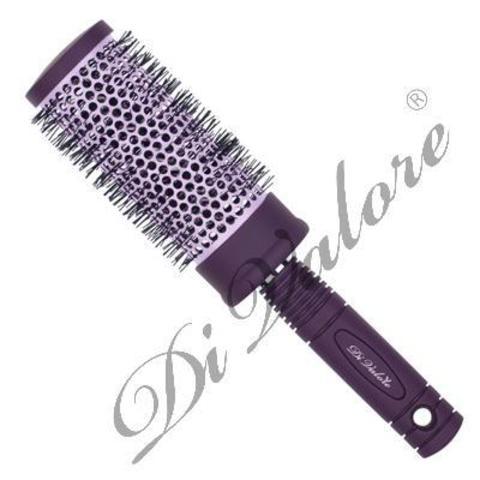 Di Valore Della moda Расческа круглая термическая керамическая для укладки волос 301-041С#45
