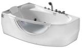 Гидромассажная ванна Gemy G9046 B L 161х96