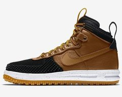 Кроссовки Мужские Nike Lunar Force 1 DUCKBOOT Black Wood White