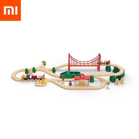 Детская железная дорога Xiaomi Mi Toy Train Set