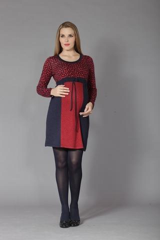 Платье 05955 красный