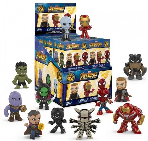 Случайная фигурка Avengers: Infinity War