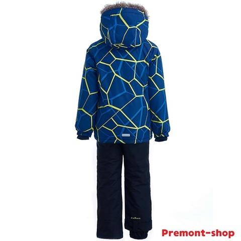 Комплект Premont для мальчика Питерборо WP92261 BLUE