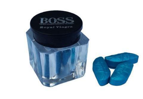 Мужской возбудитель «Boss Royal Viagra» (3 таблетки)