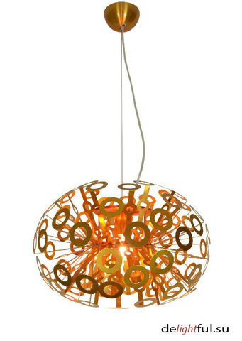 replica Dandelion  pendant lamp (gold)