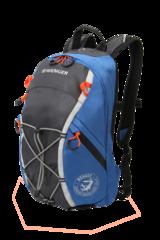 Рюкзак WENGER, цвет серый/синий (3053344402)