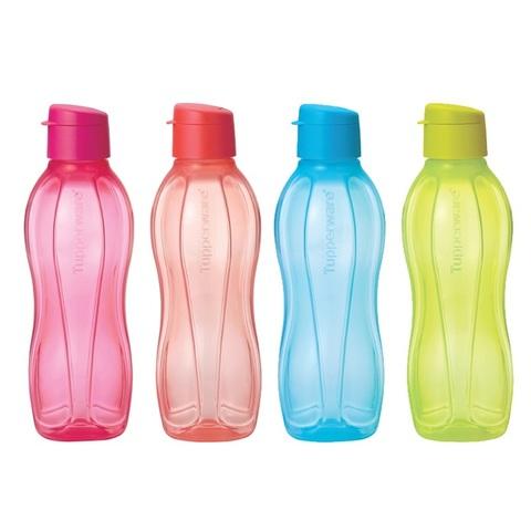 Эко бутылки с клапаном 750мл