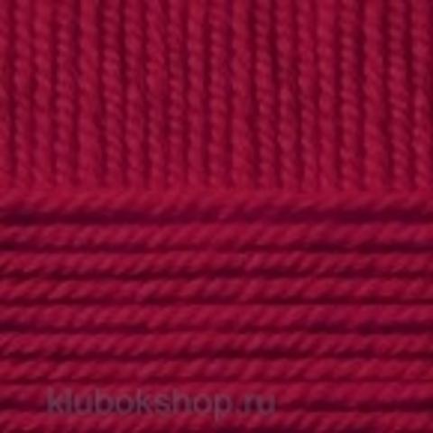 Пряжа Зимний вариант (Пехорка) 323 Темно-бордовый - купить в интернет-магазине недорого klubokshop.ru