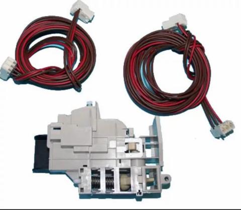 Устройство блокировки люка (УБЛ) для стиральной машины Ariston (Аристон) - 264161, см. 299278
