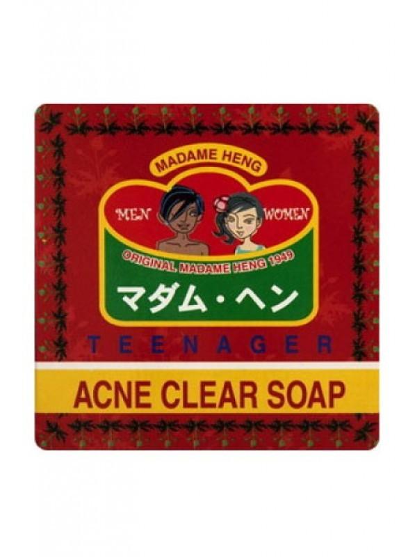 Madame Heng Мыло для проблемной кожи Мадам Хенг Teenager Acne Clear Soap, 150 г