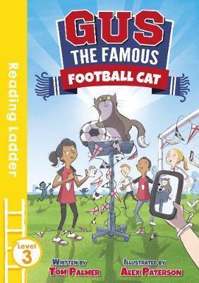 Kitab Gus the Famous Football Cat   Tom Palmer