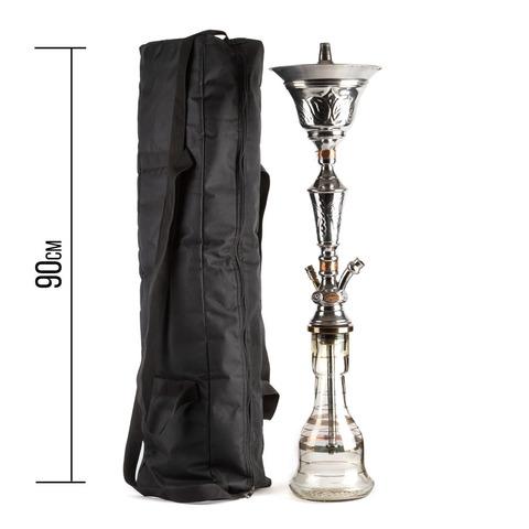 Сумка для кальяна Vintage 90 см Черная