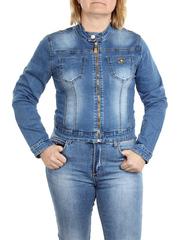 B9211 куртка женская, джинсовая