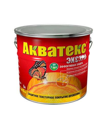 Пропитка Акватекс-экстра белый 3л Рогнеда