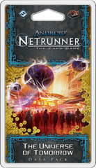 Android Netrunner LCG: The Universe of Tomorrow Data Pack (SanSan Cycle)